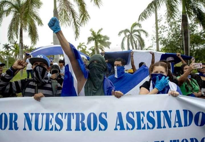 """Gobierno de Nicaragua anuncia """"Ley del perdón"""" por violencia durante crisis"""