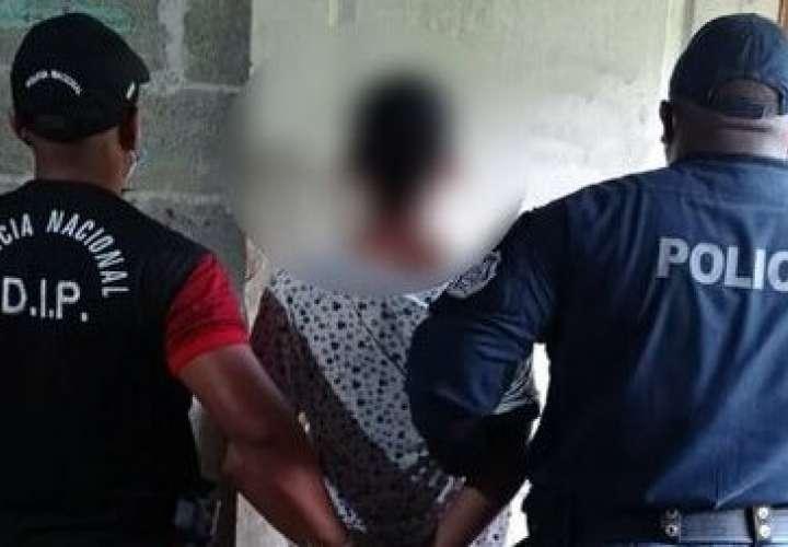 """Agarran a """"7 Tiros"""" por posesión ilegal de arma en Cativá"""