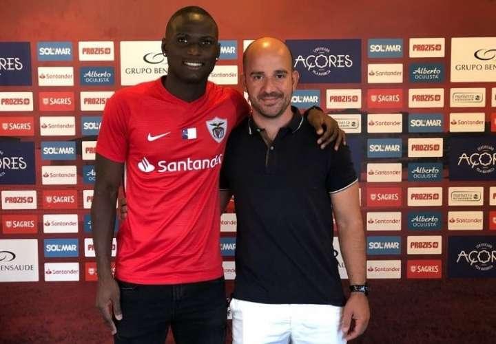 El jugador llega como préstamo, procedente de la Liga Deportiva Alajuelense de Costa Rica. Foto: Redes sociales