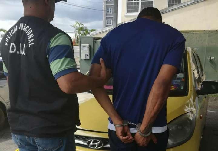 La entidad procedió a darle captura al señalado. Foto: @ProtegerYServir