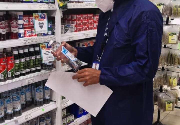 Acodeco realiza operativo de verificación de precios en supermercados