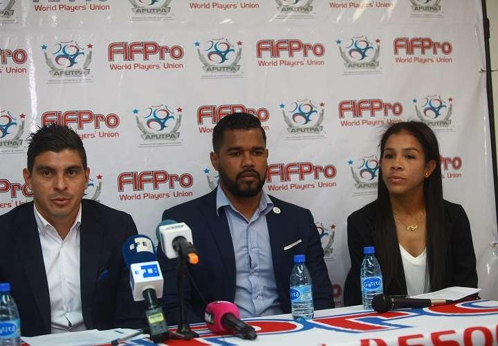 La Afutpa agremia a 440 jugadores del fútbol panameño, Foto: Anayansi Gamez
