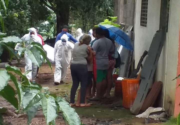 Mujer muere por inmersión en quebrada en Chiriquí