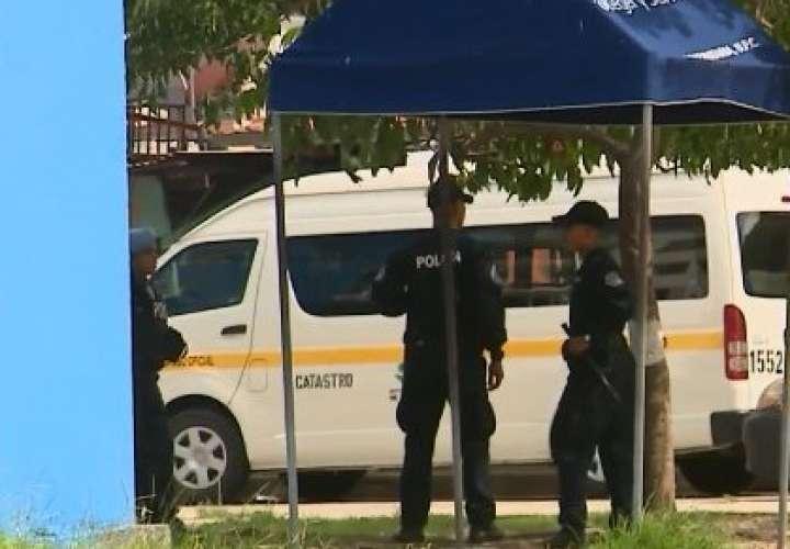 Refuerzan seguridad en Curundú por homicidios y ataques contra policías