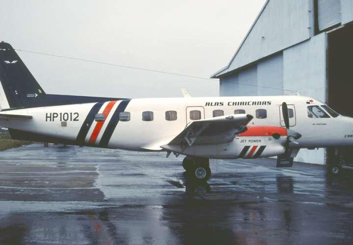 Avión de Alas Chiricanas