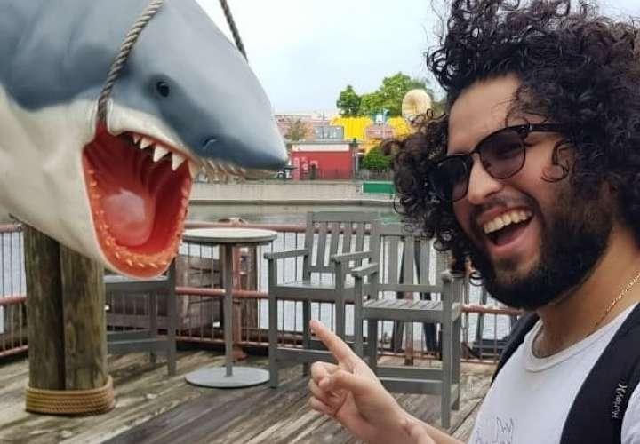 Artista panameño se luce en Florida y gana competencia regional
