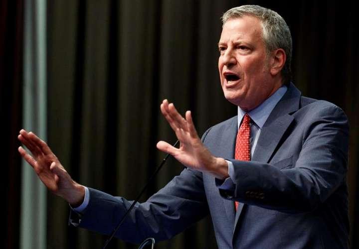 Más de 80.000 personas firman petición para destituir al alcalde de Nueva York