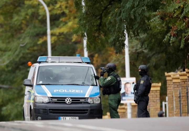 Tiroteo en Alemania deja 6 muertos y varios heridos