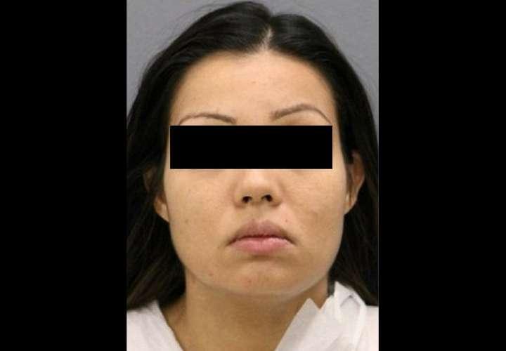 Alyssa Garcia está detenida y comparecerá en una audiencia el 11 de julio. Foto: Policía de Chicago