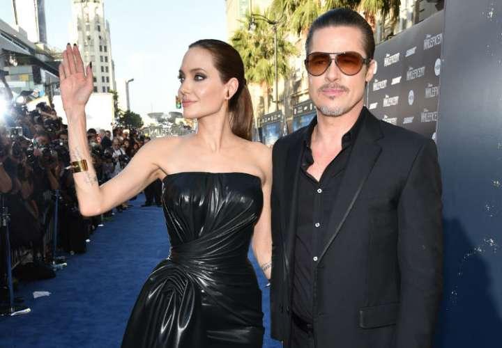 Angelina Jolie no puede volver a filmaciones de Maléfica