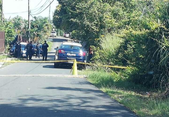Horrible crimen de una mujer en Villa Rica