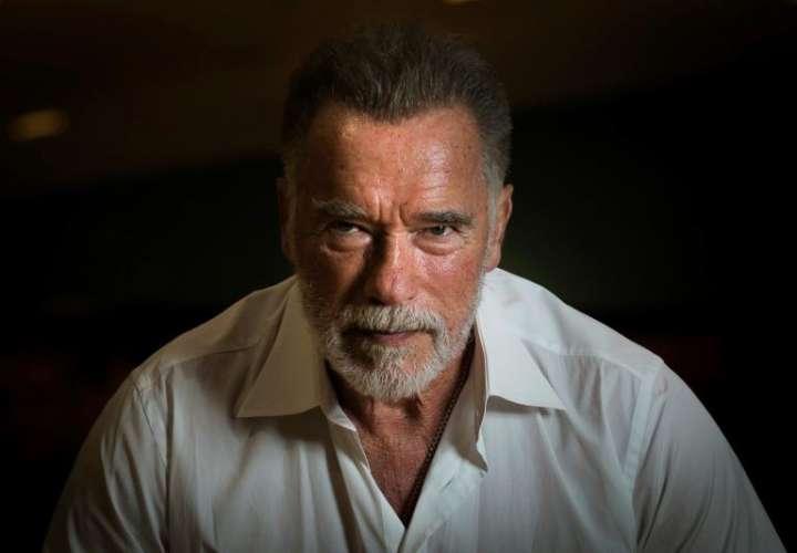 En la imagen, el actor estadounidense Arnold Schwarzenegger. EFEArchivo