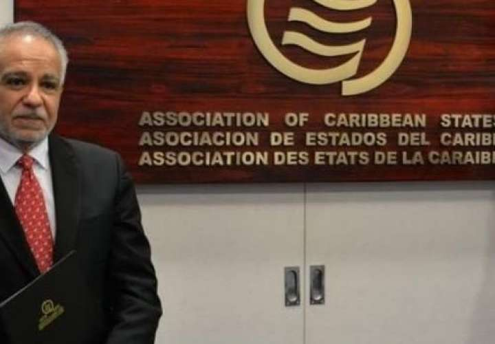 Panamá asume secretaría de la Asociación de Estados del Caribe (AEC)