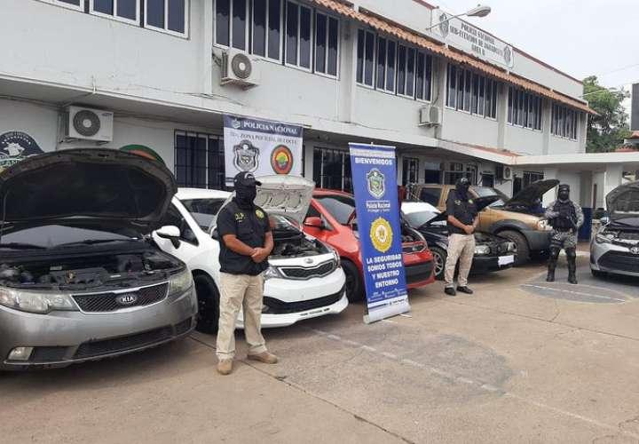 "Recuperan 10 vehículos en operación policial ""Campesino"" en Aguadulce [Video]"