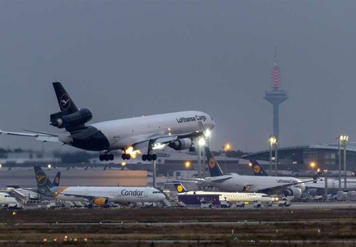 Pandemia pone en peligro 46 millones de empleos tras crisis en transporte aéreo