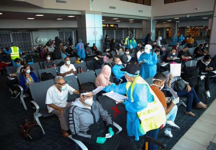 150 panameños serán repatriados mañana desde Estados Unidos