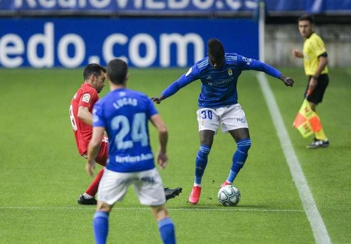 El Real Oviedo logra triunfo vital