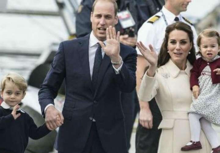¿Qué papel jugarán los príncipes Jorge y Carlota?