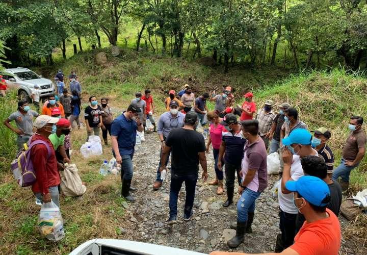 Aumenta a 19 los fallecidos en Chiriquí por paso de Eta