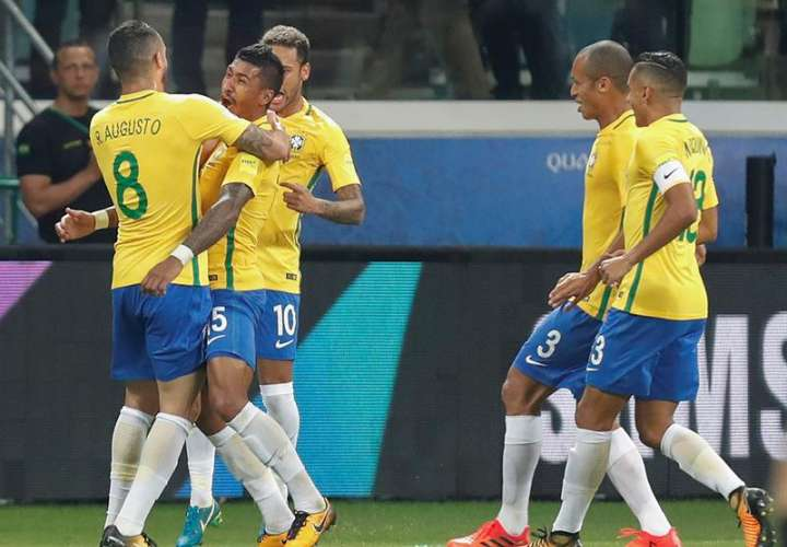 Estudio matemático belga da a Brasil un 61 % de opciones de ganar a Bélgica