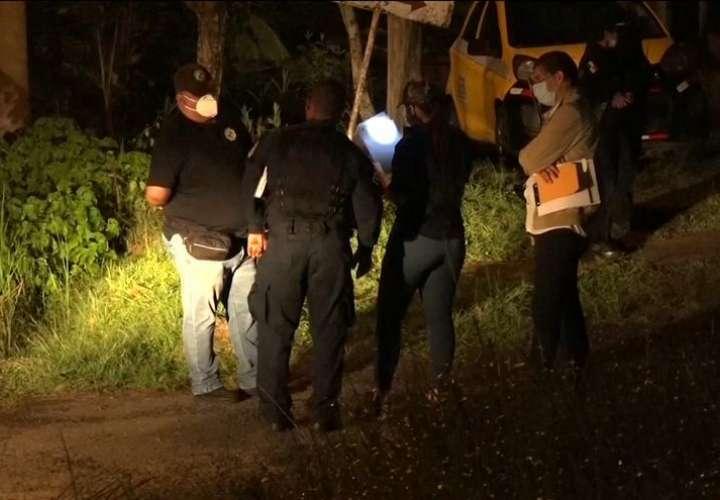 Llegaron caminando para matar a un hombre en Arraiján [Video]