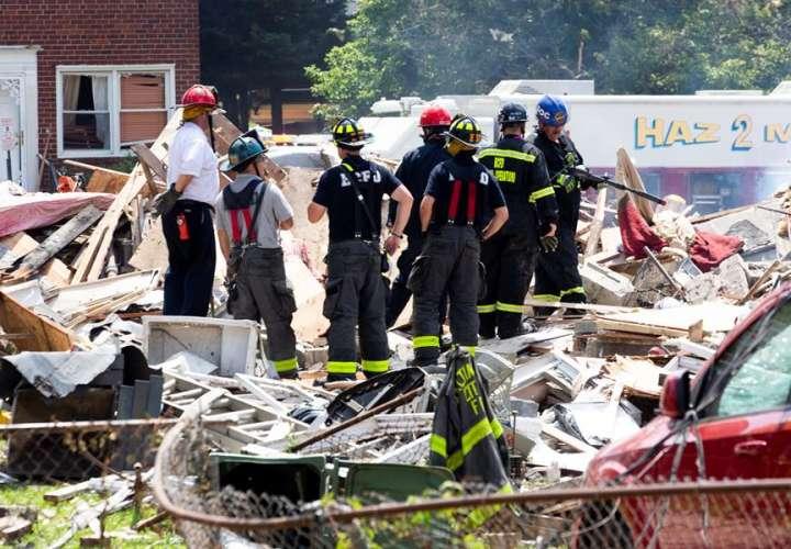 Al menos un muerto y varios heridos por una explosión en Baltimore, EE.UU.