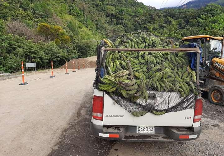 Abren provisionalmente ruta de Chiriquí a Bocas del Toro