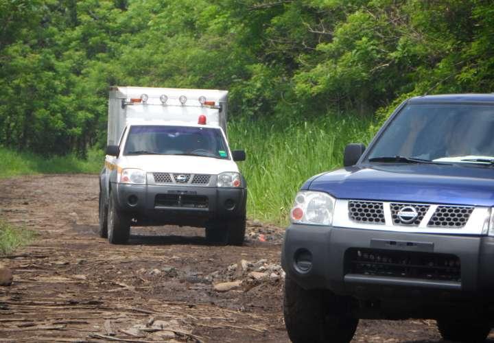 Encuentran cadáver flotando en el río Fonseca