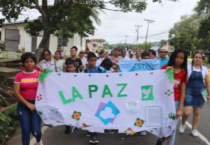 Residentes de Vacamonte piden paz, cansados de la delincuencia