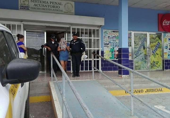 Acusan a una mujer por homicidio agravado relacionado a caso en El Progreso