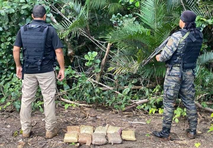 Incautan más droga en dos islas