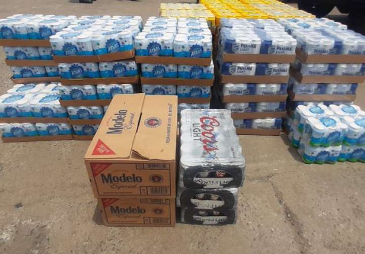 Cervezas, las más decomisadas durante la Ley Seca
