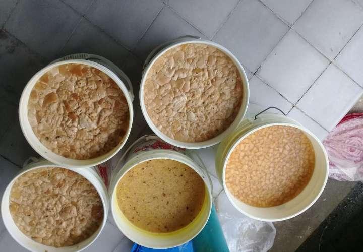 La chicha fermentada fue encontrada en el Centro Femenino de Rehabilitación