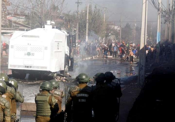 Crisis social del coronavirus amenaza con reavivar las protestas en Chile