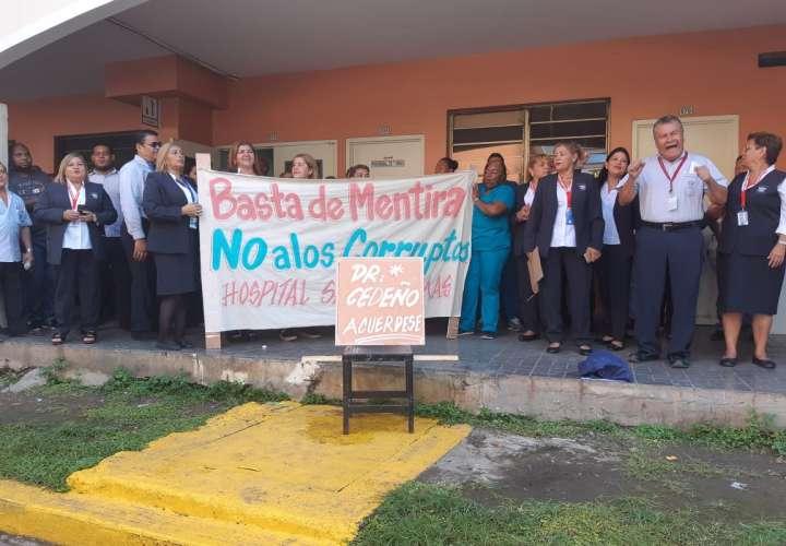 Ministra de Salud y trabajadores del HST se reunirán en la tarde de hoy