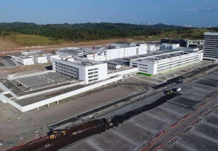 Recomiendan a presidente Cortizo reiniciar proyecto de Ciudad Hospitalaria