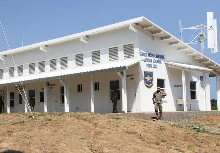 Aplican pruebas de Covid-19 a detenidos en Punta Coco
