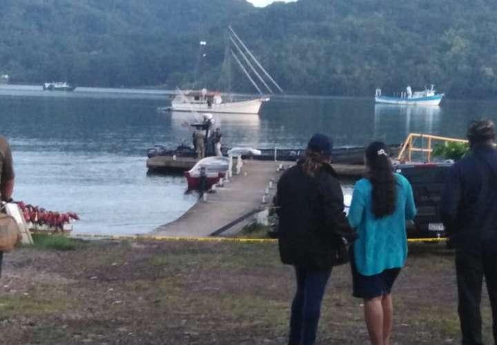 Colisión fatal entre lancha del Senan y bote artesanal en Isla Grande