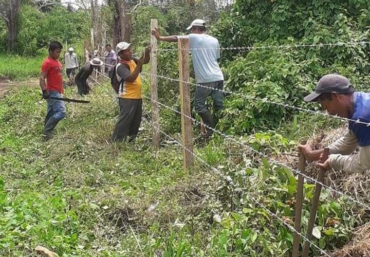 Indígenas denuncian falta de seguridad territorial e invasiones en Darién