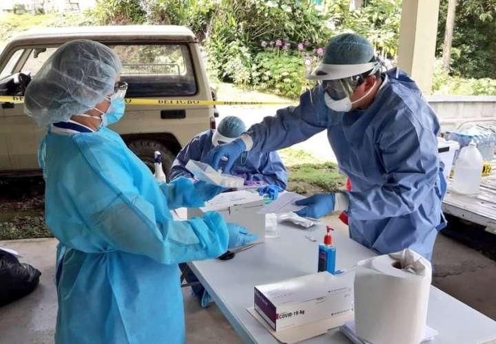 Más de 101 mil contagios acumulados y 2,166 fallecidos