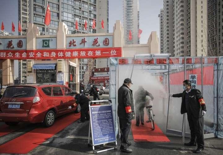 Caída en nuevos casos del Covid-19 aumenta la esperanza en China