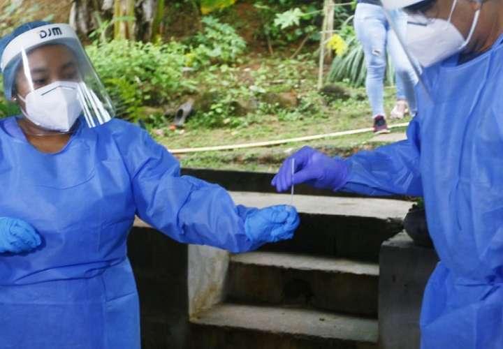 En el día de hoy el Ministerio de Salud (Minsa), reportó 11 nuevas defunciones por coronavirus. Foto: Edwards Santos