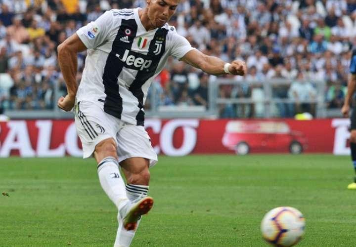 Ronaldo llegó a la Juventus procedente del Real Madrid por 112 millones de euros./EFE