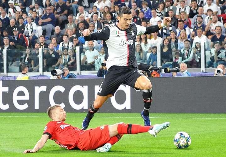 CR7 tiene la oportunidad de superar a Raúl en esta misma fase de grupos de la Liga de Campeones. Foto: EFE