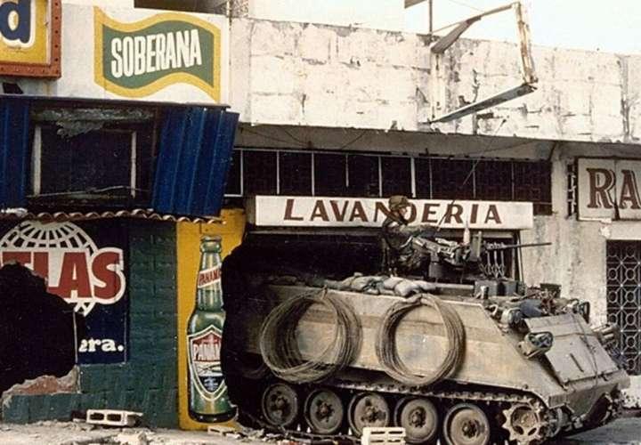 El 20 de diciembre de 1989, Estados Unidos invadió Panamá. A la operación se le llamó