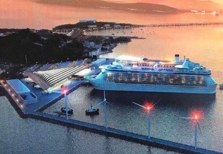Terminal de Cruceros con 60% de avances