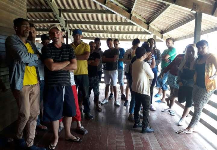 Retienen a más cubanos indocumentados en Chiriquí