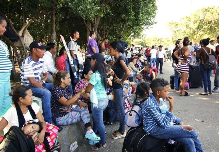 ONU pide una respuesta regional al éxodo de venezolanos ante su magnitud