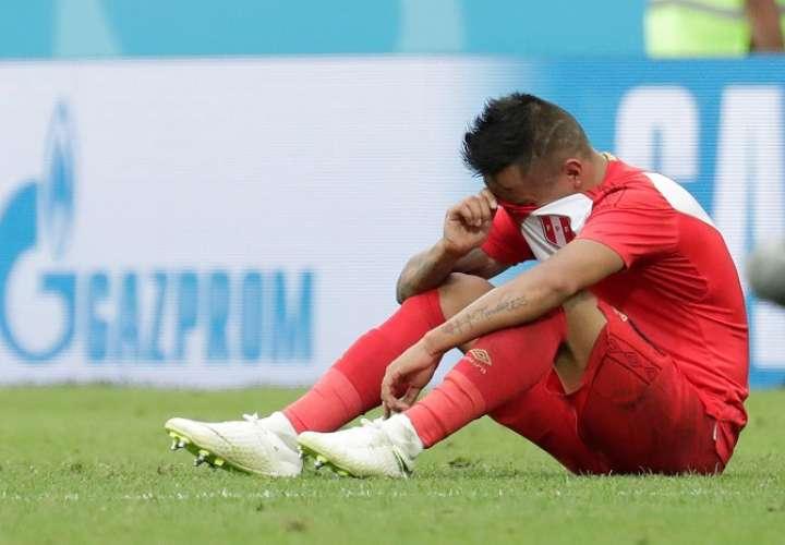 Cueva no olvida el penalti que desperdició en el debut contra Dinamarca