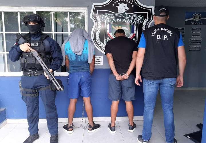 """Atrapan a """"Culin"""" y """"Ochan"""" por homicidio en Río Abajo [Video]"""